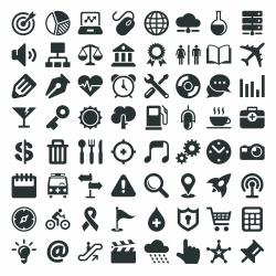 Universal Icon 64 Icons