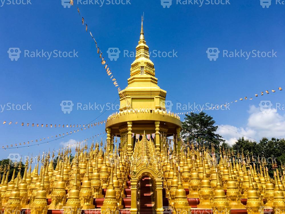 Wat Pasawangboon, Thailand