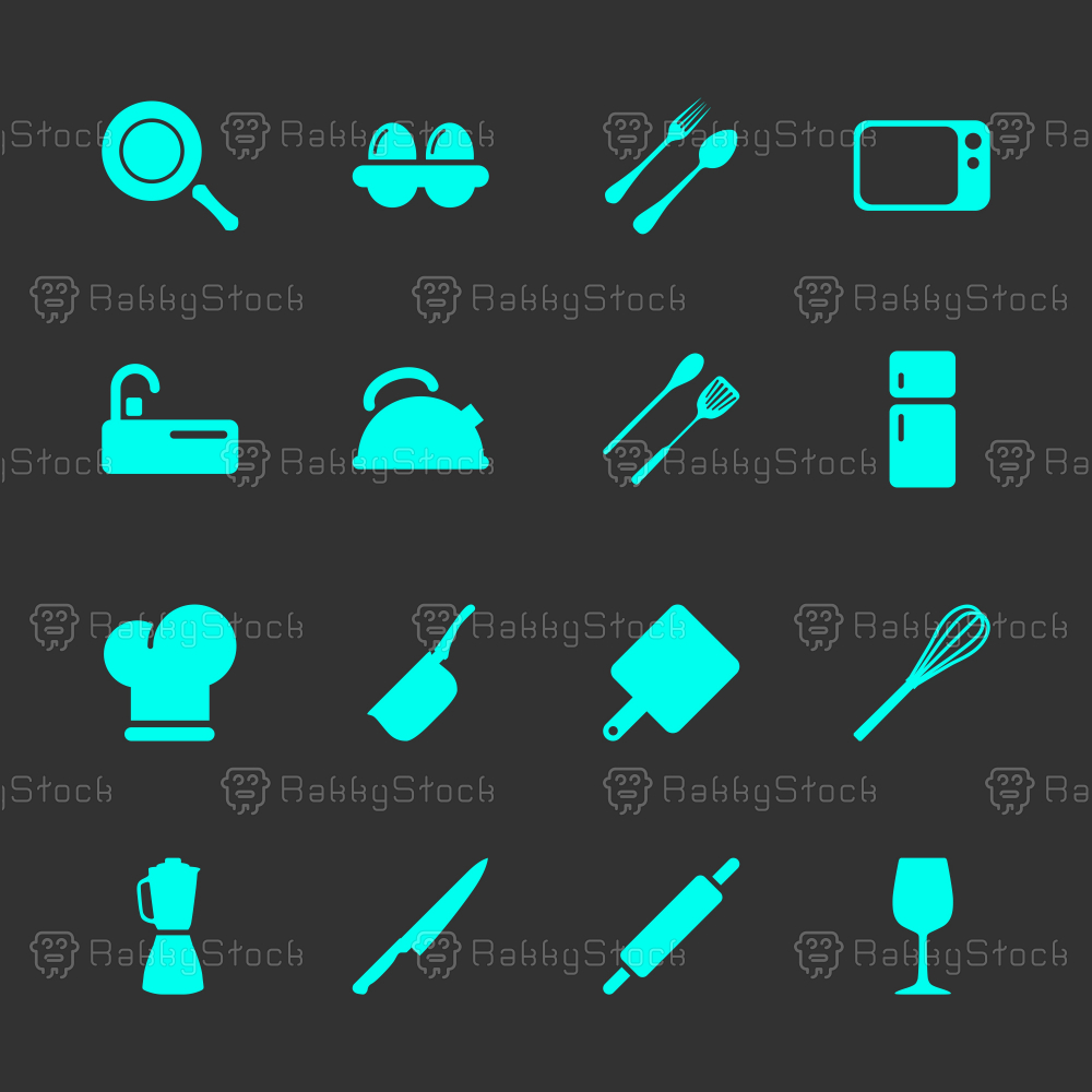 Kitchen Design Icons