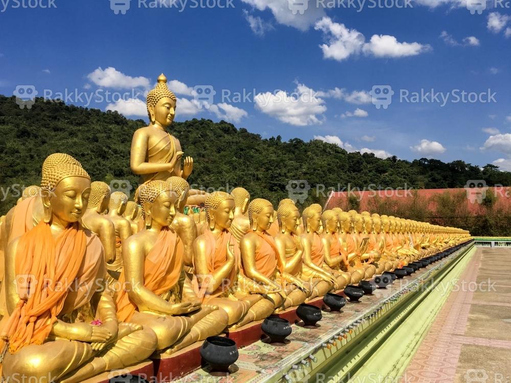 Magha Puja Memorial Buddhist Park, Thailand