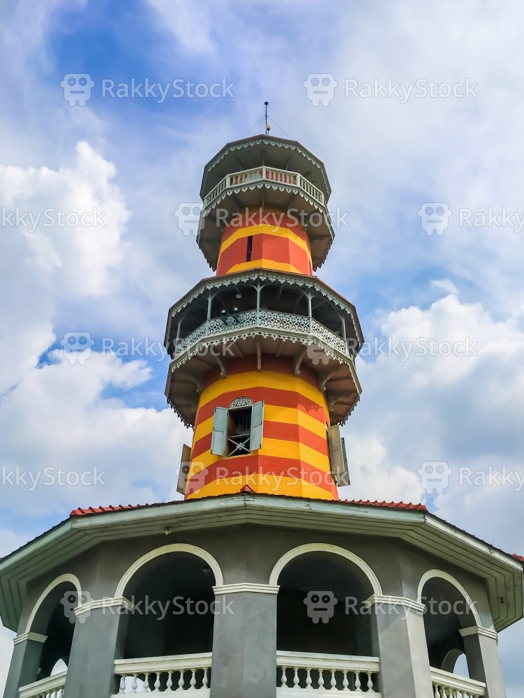 Witthunthassana Hall, Bang Pa In Royal Palace, Thailand