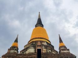 Wat Yai Chai Mongkol, Ayutthaya, Thailand