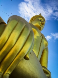 Big Golden Buddha, Thailand