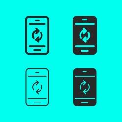 Mobile Loading Icon