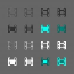 Film Icon - Multi Series