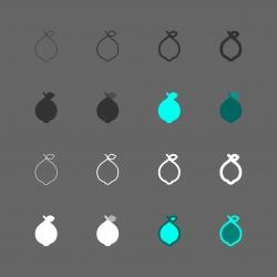 Lemon Icon - Multi Series