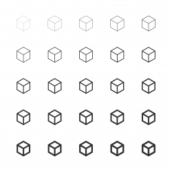 Cubic Icon - Multi Line Series