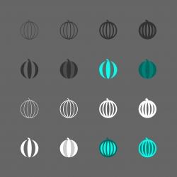 Watermelon Icon - Multi Series