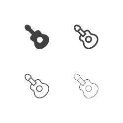 Guitar Classic Icons - Multi Series