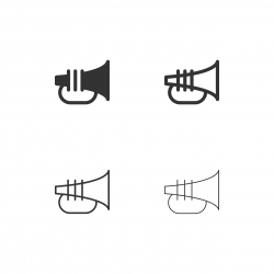 Trumpet Icons - Multi Series