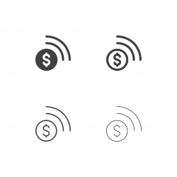 Online Payment Icons - Multi Series