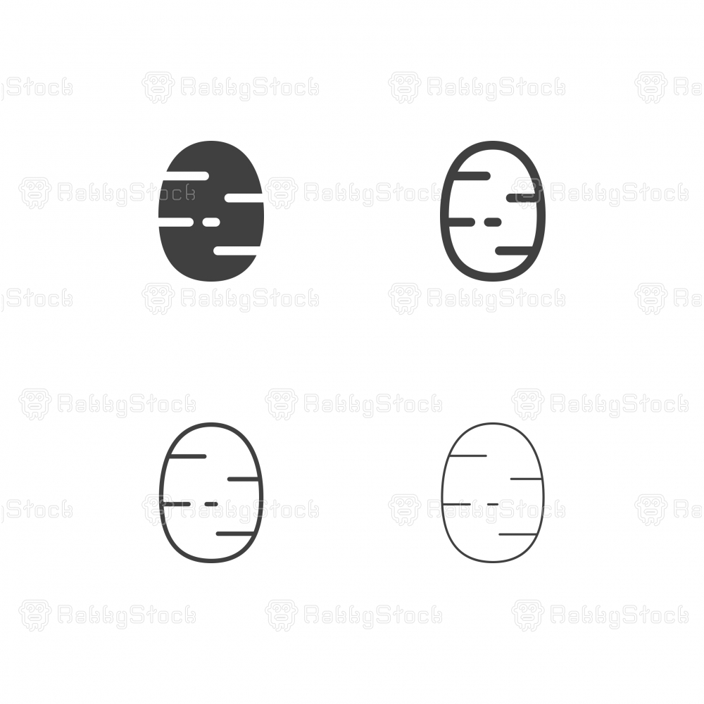Potato Icons - Multi Series