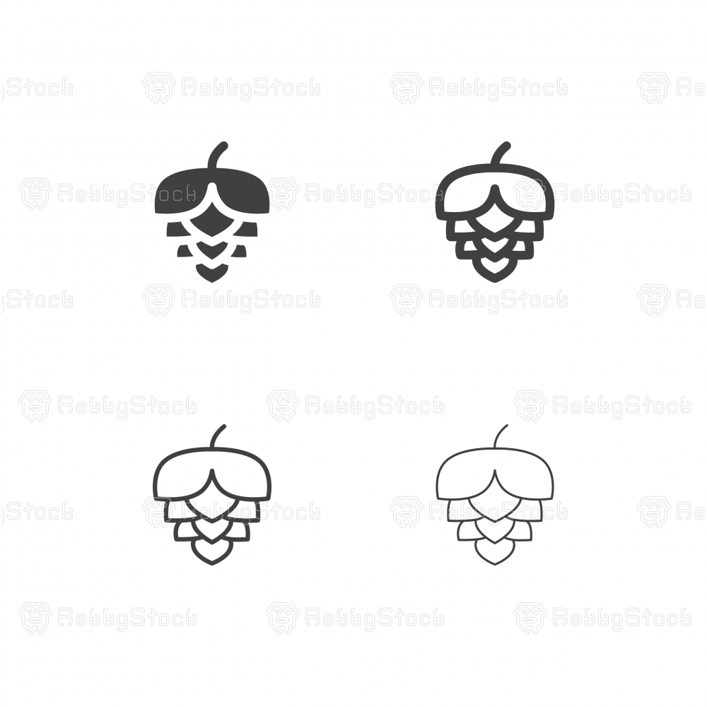 Hop Icons - Multi Series
