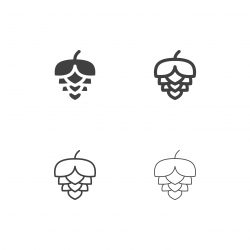 Hop Icons - Multi Series