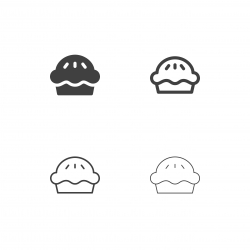 Patty Pie Icons - Multi Series