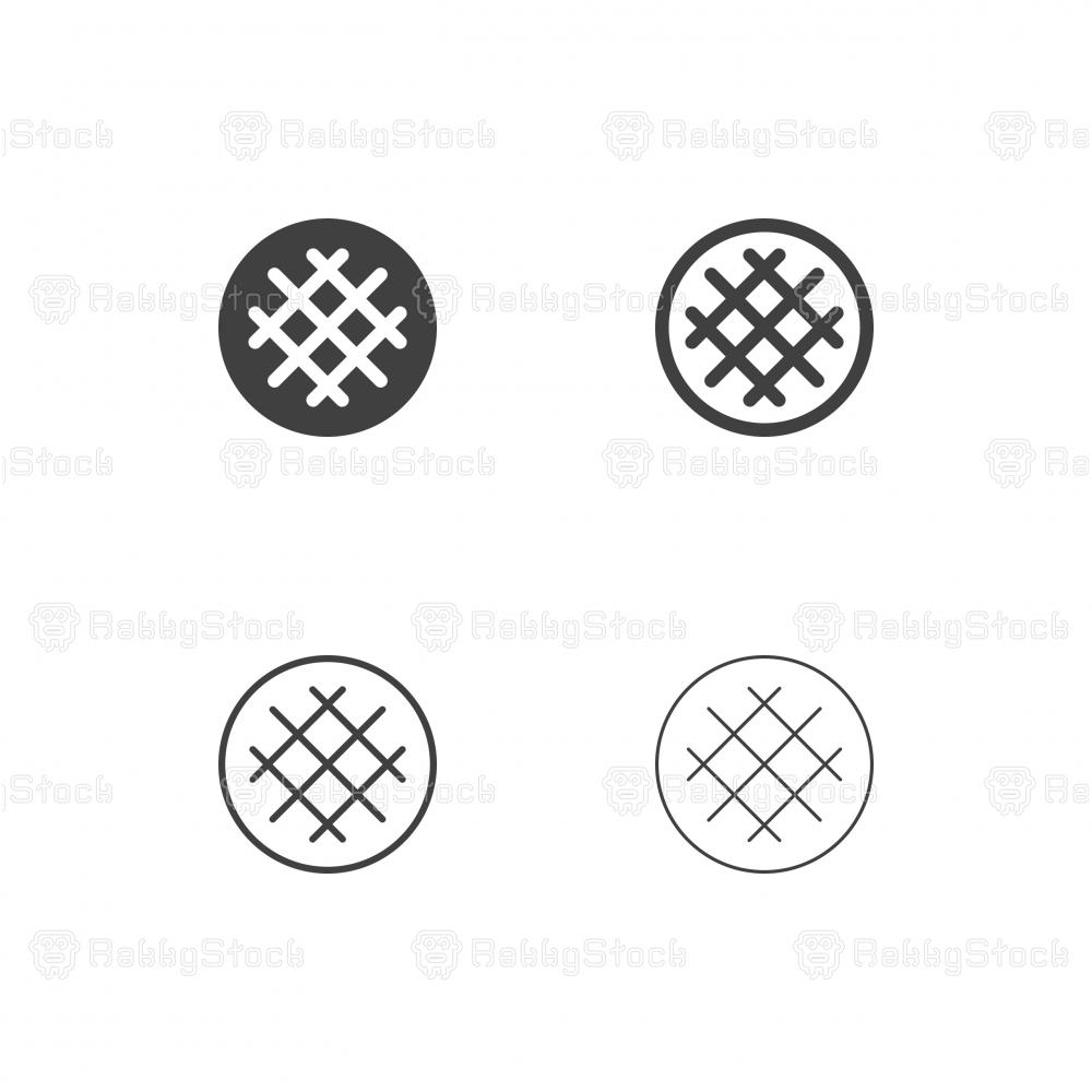 Waffle Icons - Multi Series