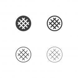 Waffle Icons - Multi Series