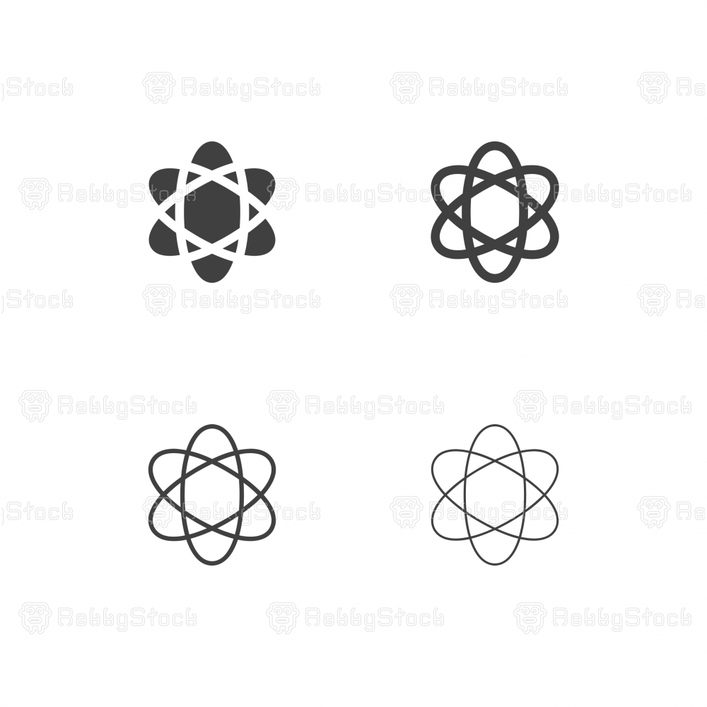 Molecular Icons - Multi Series
