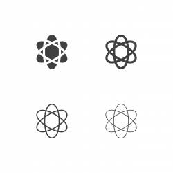 Molecular Icons - Multi Series