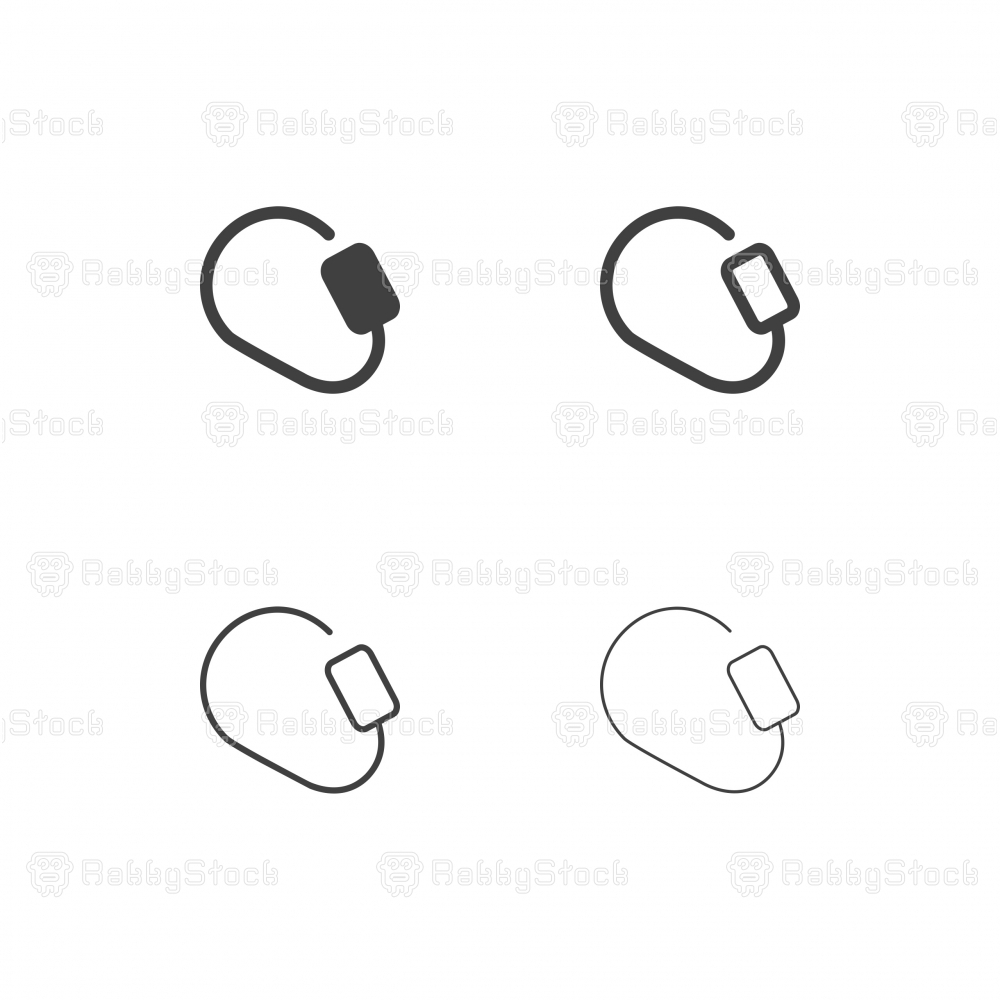 Carabiner Icons - Multi Series