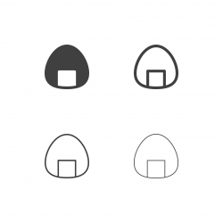 Sushi Icons - Multi Series
