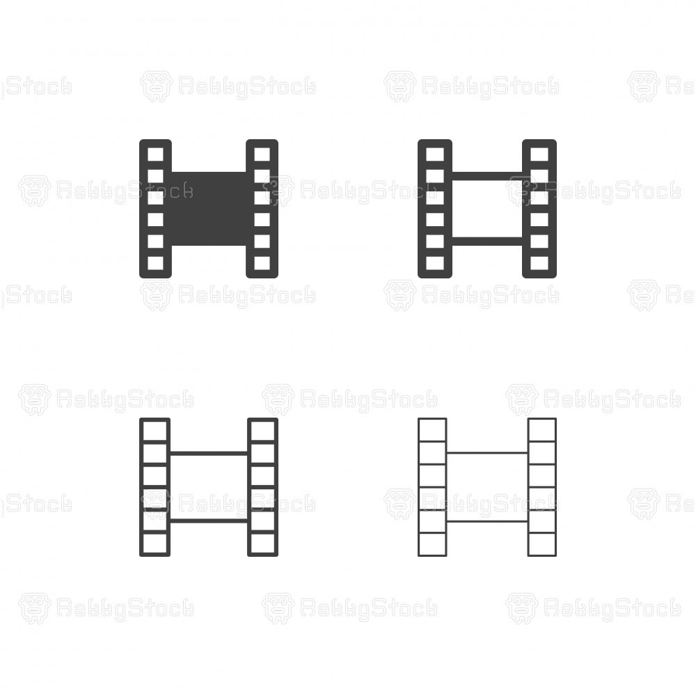 Film Icons - Multi Series
