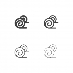 Hay Roll Icons - Multi Series