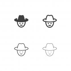 Farmer Icons - Multi Series