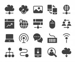 Internet - Icons