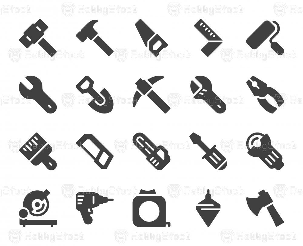 Work Tool - Icons