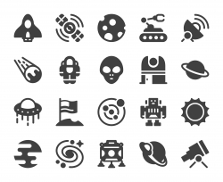 Space - Icons
