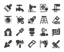 Home Repair - Icons