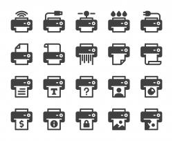 Printer - Icons