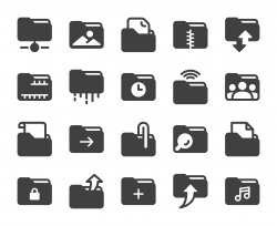 Folder - Icons