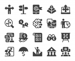 Business Solution - Icons