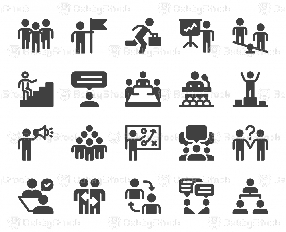Business People - Icons
