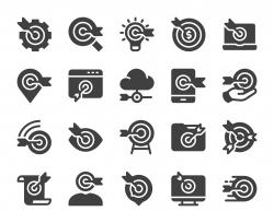 Target Market - Icons