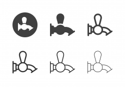 Beer Tap Icons - Multi Series