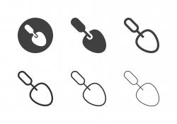 Trowel Icons - Multi Series