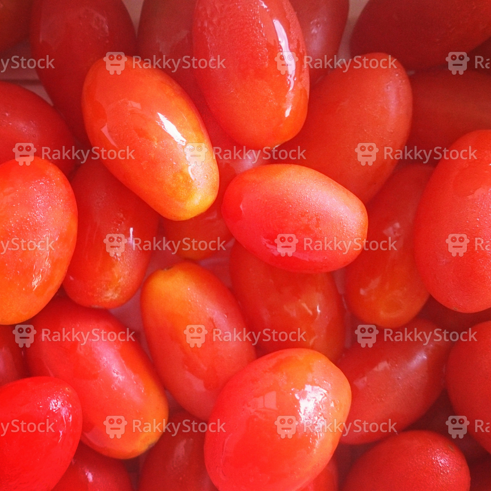Tiny Red Tomatoes
