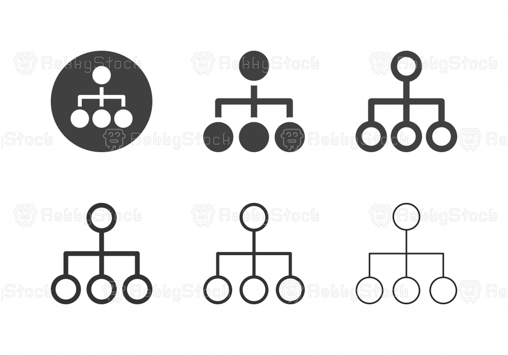 Data Link Icons - Multi Series