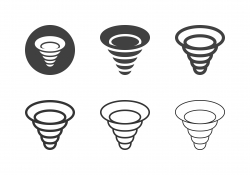 Tornado Icons - Multi Series