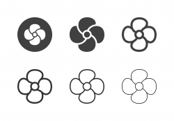 Propeller Icons - Multi Series