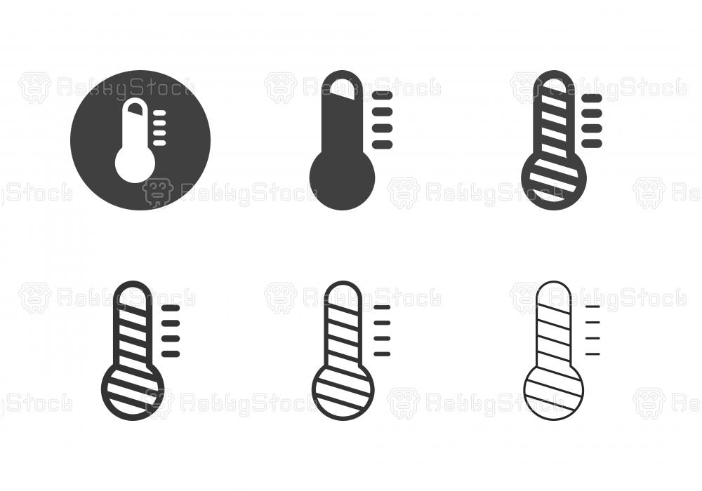 High Temperature Icons - Multi Series