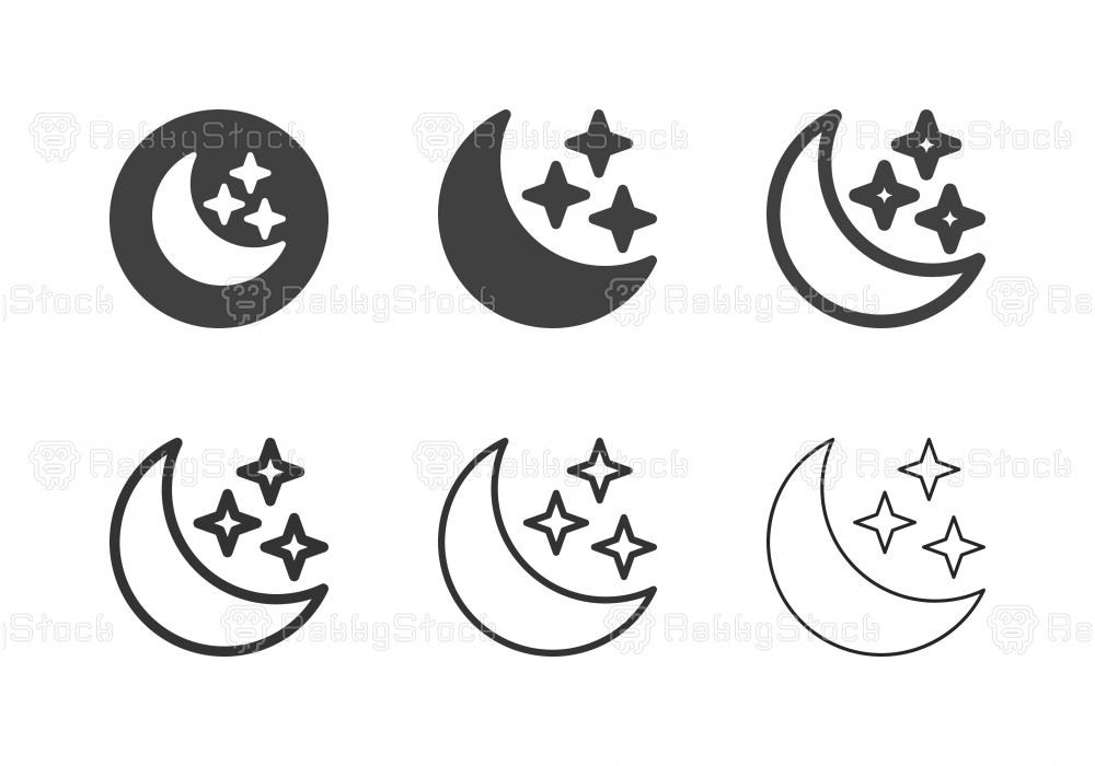 Nighttime Icons - Multi Series