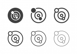 Orbit Icons - Multi Series