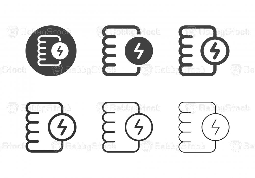 Circuit Icons - Multi Series
