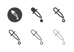 Dropper Icons - Multi Series