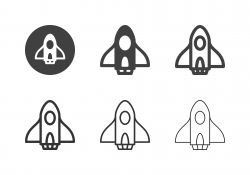 Space Shuttle Icons - Multi Series