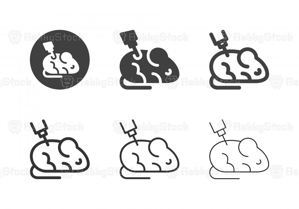 Lab Rat Icons - Multi Series